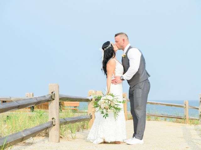 John and Lisa's Wedding in Beach Haven, New Jersey 1