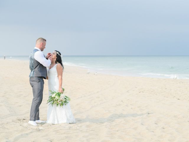 John and Lisa's Wedding in Beach Haven, New Jersey 270