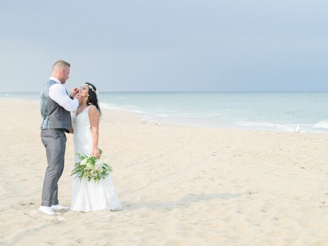 John and Lisa's Wedding in Beach Haven, New Jersey 271