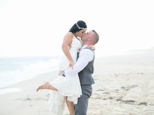 John and Lisa's Wedding in Beach Haven, New Jersey 283