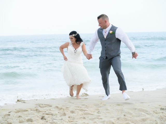 John and Lisa's Wedding in Beach Haven, New Jersey 286