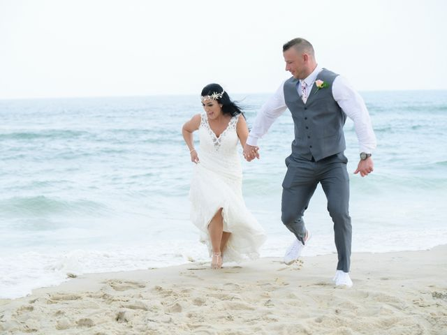 John and Lisa's Wedding in Beach Haven, New Jersey 287