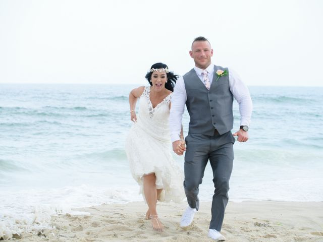 John and Lisa's Wedding in Beach Haven, New Jersey 289