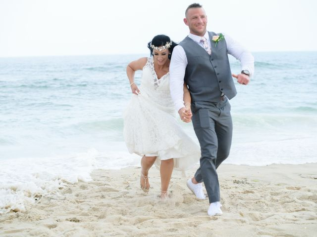 John and Lisa's Wedding in Beach Haven, New Jersey 290