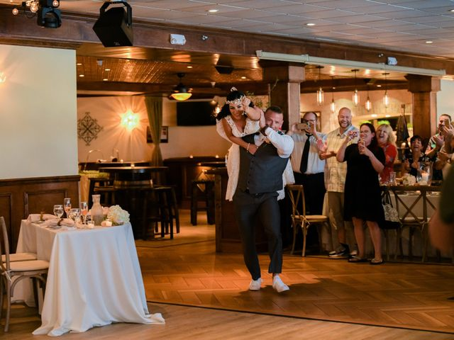 John and Lisa's Wedding in Beach Haven, New Jersey 310
