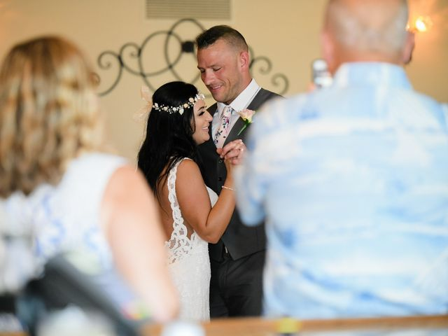 John and Lisa's Wedding in Beach Haven, New Jersey 315