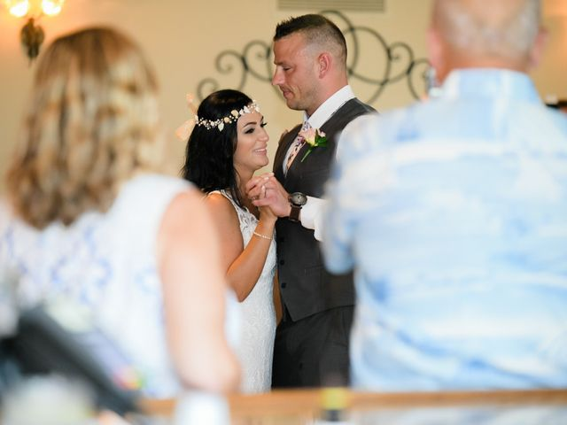 John and Lisa's Wedding in Beach Haven, New Jersey 316