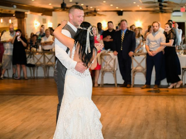 John and Lisa's Wedding in Beach Haven, New Jersey 318