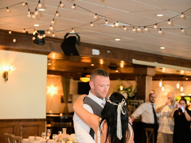 John and Lisa's Wedding in Beach Haven, New Jersey 320