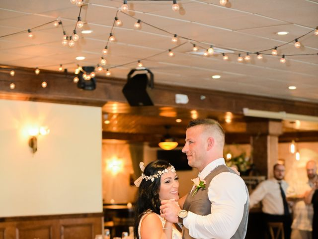 John and Lisa's Wedding in Beach Haven, New Jersey 321
