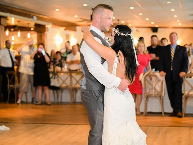 John and Lisa's Wedding in Beach Haven, New Jersey 322