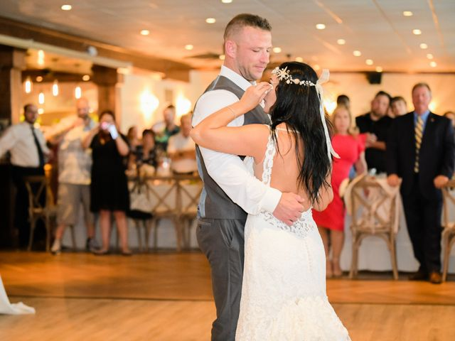 John and Lisa's Wedding in Beach Haven, New Jersey 323