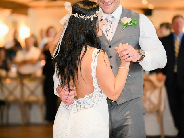 John and Lisa's Wedding in Beach Haven, New Jersey 325