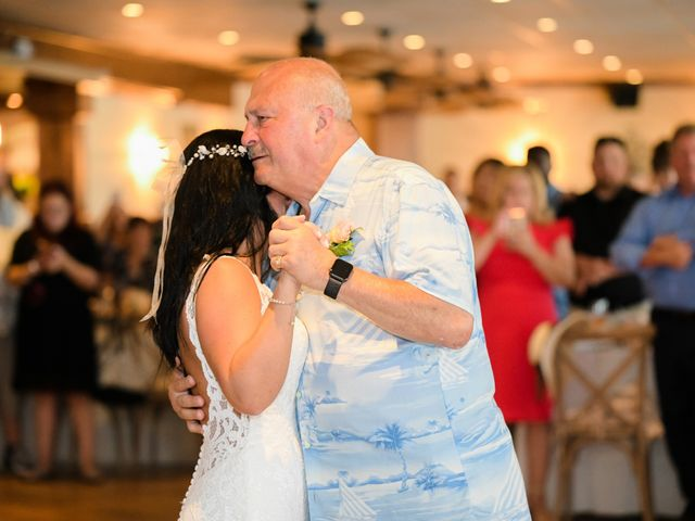 John and Lisa's Wedding in Beach Haven, New Jersey 331