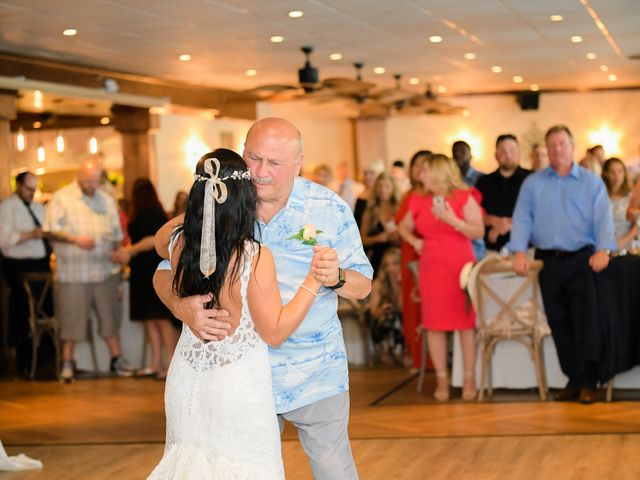 John and Lisa's Wedding in Beach Haven, New Jersey 334