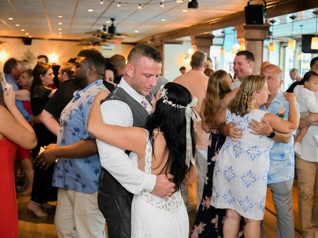John and Lisa's Wedding in Beach Haven, New Jersey 341