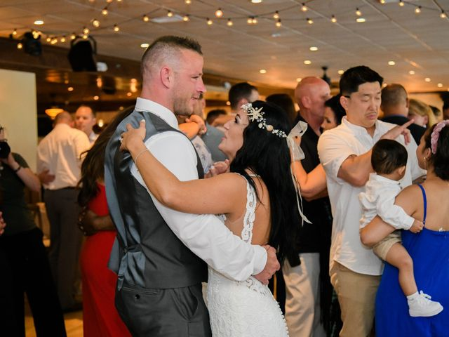 John and Lisa's Wedding in Beach Haven, New Jersey 342