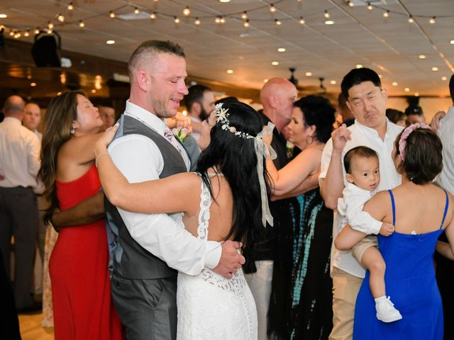 John and Lisa's Wedding in Beach Haven, New Jersey 343