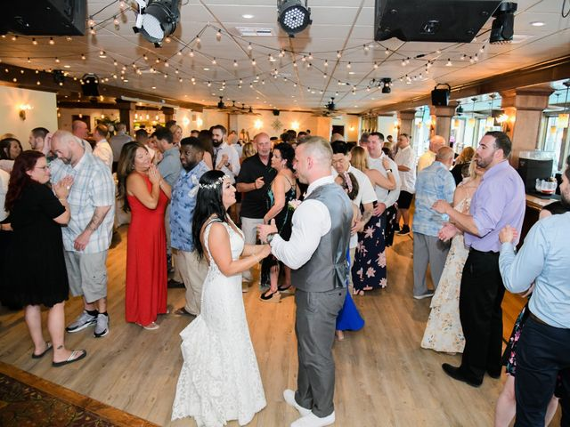 John and Lisa's Wedding in Beach Haven, New Jersey 345