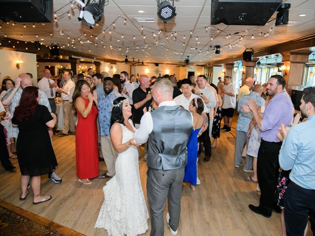 John and Lisa's Wedding in Beach Haven, New Jersey 346