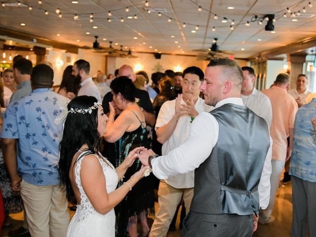 John and Lisa's Wedding in Beach Haven, New Jersey 347