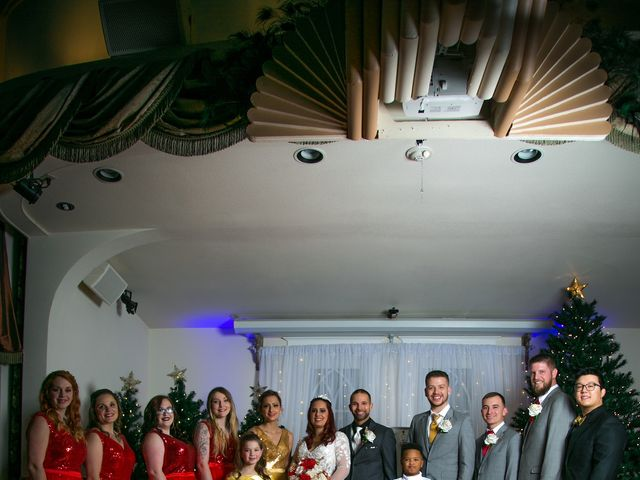 Michael and Monique's Wedding in Sumner, Washington 6