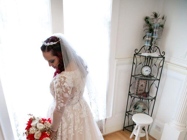 Michael and Monique's Wedding in Sumner, Washington 8