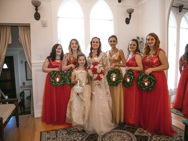 Michael and Monique's Wedding in Sumner, Washington 9