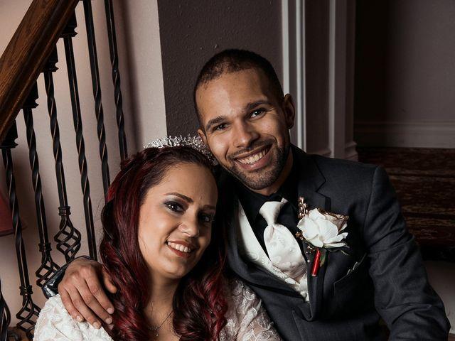 Michael and Monique's Wedding in Sumner, Washington 11