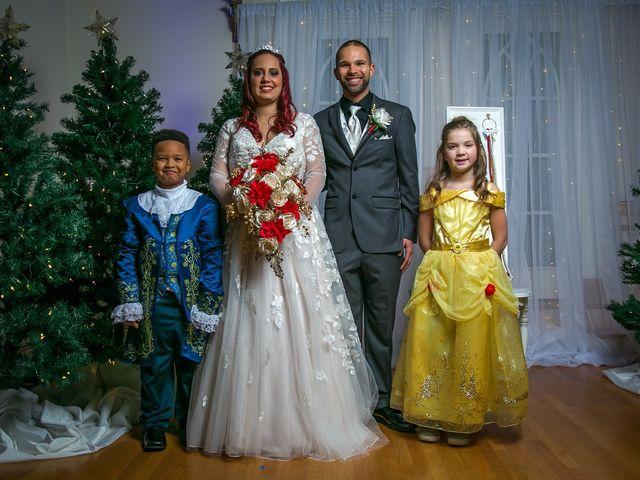 Michael and Monique's Wedding in Sumner, Washington 23