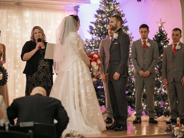 Michael and Monique's Wedding in Sumner, Washington 25