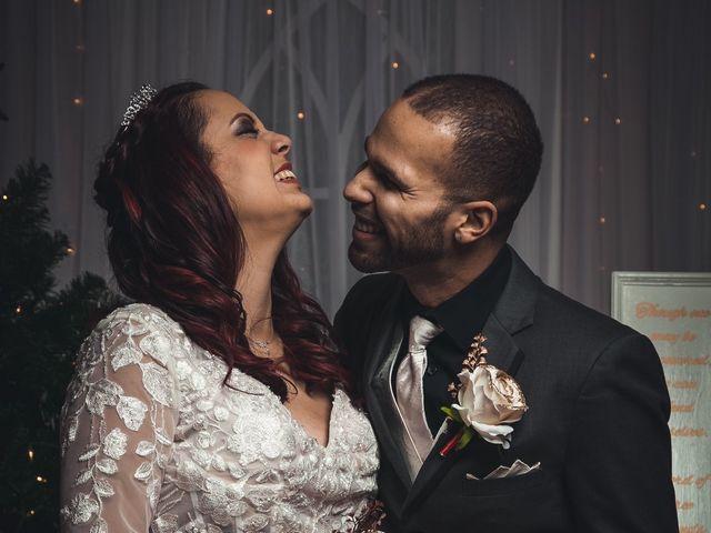 Michael and Monique's Wedding in Sumner, Washington 33