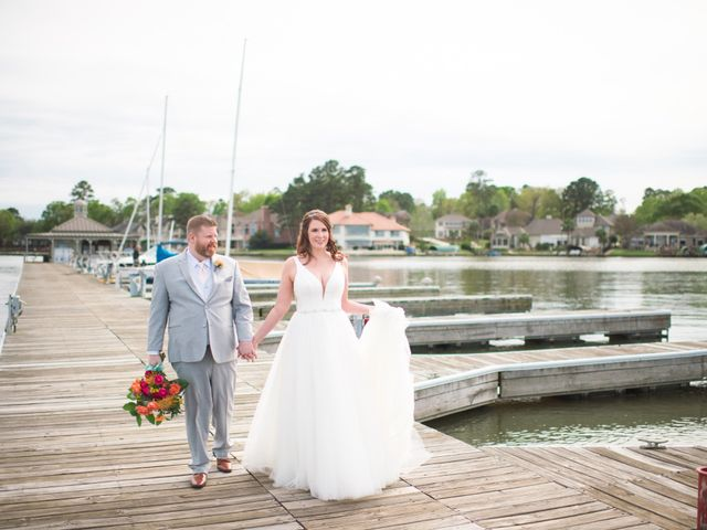 The wedding of Mathew and Joanna