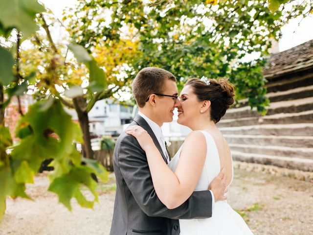 The wedding of Kat and Jake