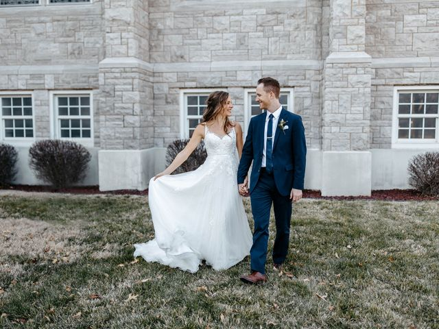 The wedding of Anna and Wesley