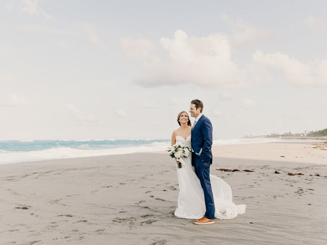 Adam and Lindsay's Wedding in Jupiter, Florida 17