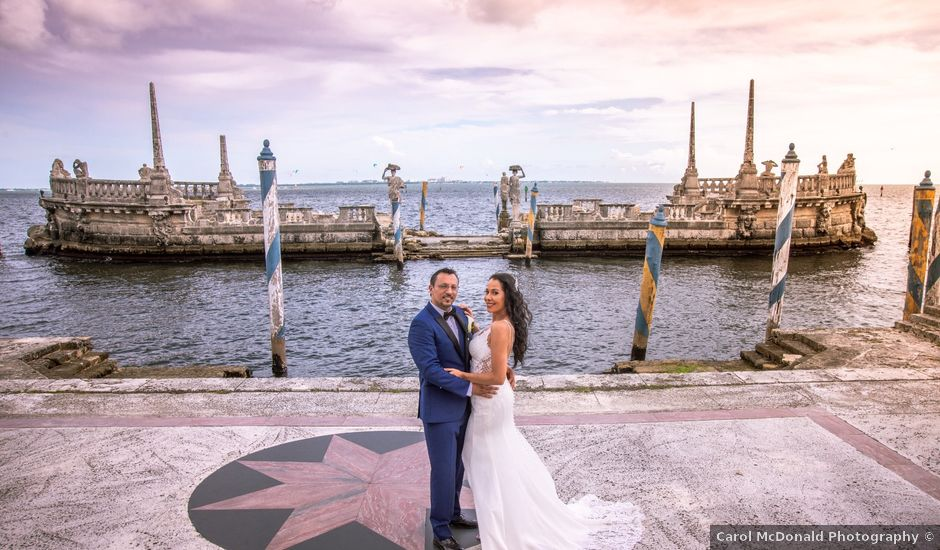 Angelica and Itay's Wedding in Hollywood, Florida