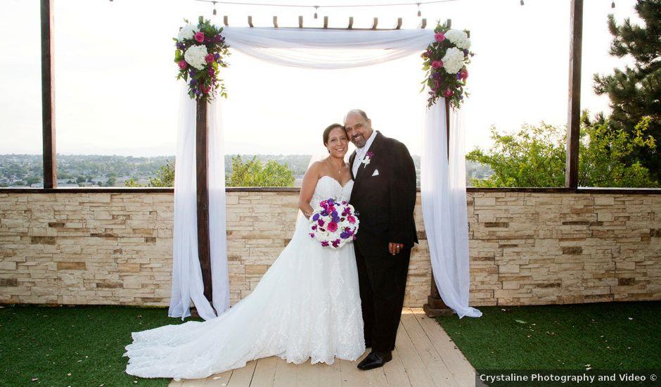 Carlos and Stacie's Wedding in Denver, Colorado