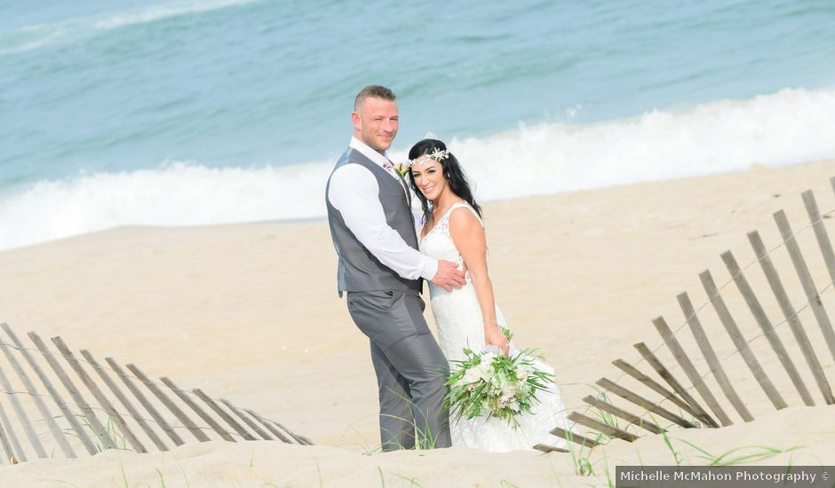 John and Lisa's Wedding in Beach Haven, New Jersey