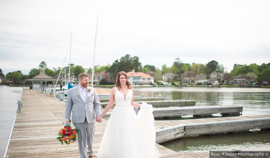Joanna and Mathew's Wedding in Conroe, Texas