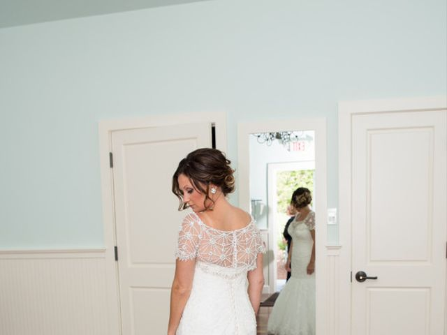Corey and Bruno's Wedding in Bristol, Rhode Island 4