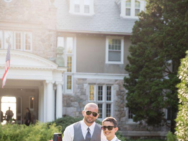 Corey and Bruno's Wedding in Bristol, Rhode Island 5