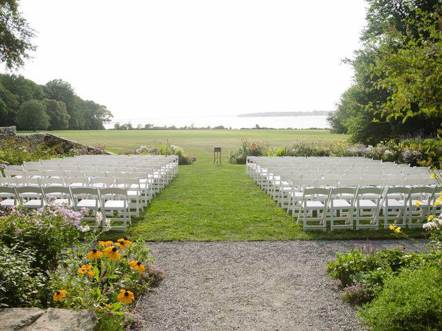 Corey and Bruno's Wedding in Bristol, Rhode Island 6