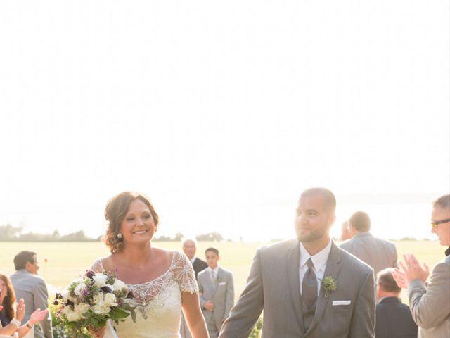 Corey and Bruno's Wedding in Bristol, Rhode Island 11