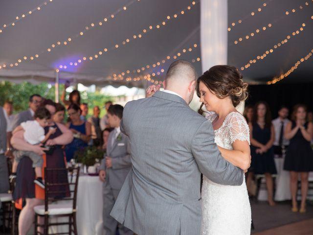 Corey and Bruno's Wedding in Bristol, Rhode Island 17