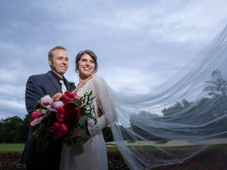 The wedding of Ben and Rebecca