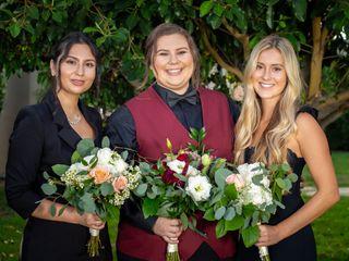 The wedding of Autumn and Amanda 3