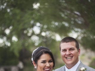 The wedding of Jonas and Triston