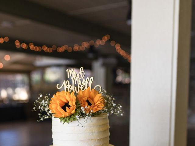 Jason and Ashley's Wedding in Lake Lure, North Carolina 6