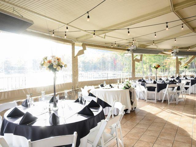 Jason and Ashley's Wedding in Lake Lure, North Carolina 13